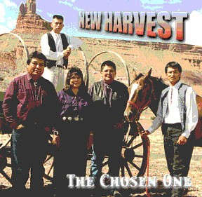 "New Harvest ""The Chosen One"""