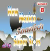 NM Spanish Super Stars Volume #8