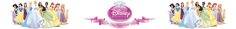 Disney Princess - 50% Off