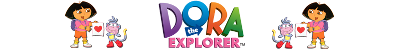 Dora the Explorer - 50% Off