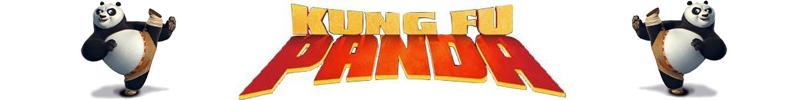 Kung Fu Panda - 50% Off