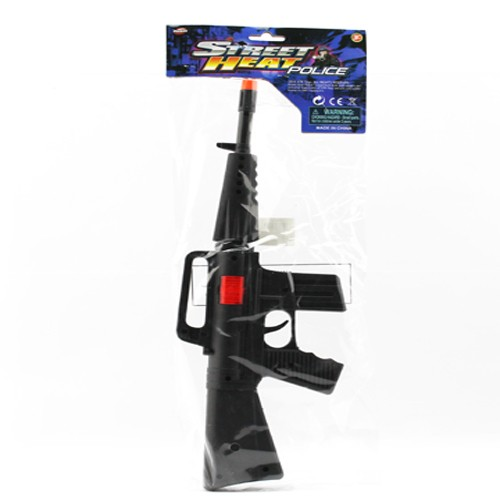 "Item# KK12905 -  16"" STREET HEAT M-STYLE MACHINE GUN (36pcs @ $1.40/pc)"