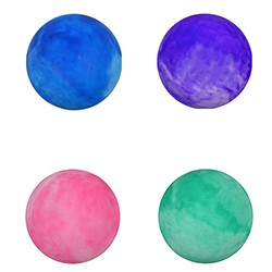 Item# A118MARBB - 18'' Inflatable Marble Vinyl Balls (48 pcs @ $2.25/pc)