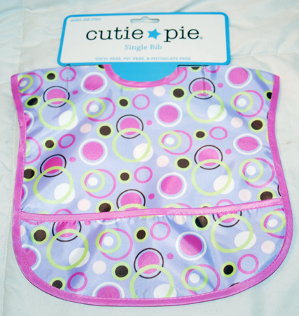 BABYBIB9 - Waterproof Nylon Baby Bibs (12pcs @ $1.25/pc)