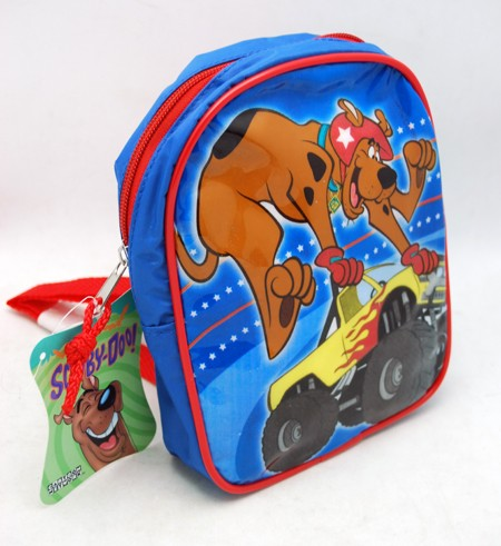 "301E - Scooby Doo 8"" Mini Backpacks (12pcs @ $3.00/pc)"
