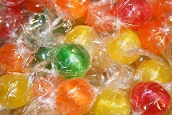 Item# C104843 -  Sour Fruit Balls (5lbs @ $3.50/lb)