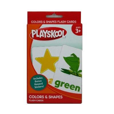 CARDGPLAY - Playschool Card Games (24pks @ $1.05/pk)
