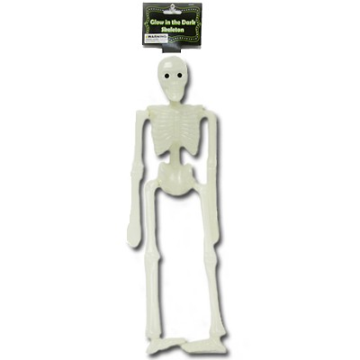 HWH66 - Glow in the Dark Skeleton (36pcs @ $1.30/pc)