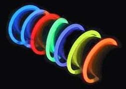 """CZ70D - Light Up 8"""" Glow Bracelets (100pcs @ $0.20/pc).."""