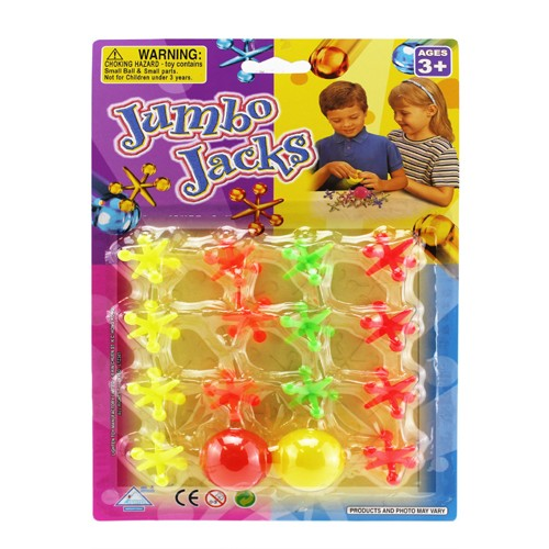 Item# KK77780 - JUMBO JACKS PLAY SET (36pks @ $1.15/pk)