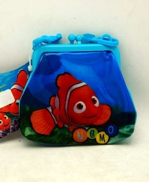 FNCP - Finding Nemo Plastic Coin Purse w/ Strap (12pcs @ $1.15/pc)