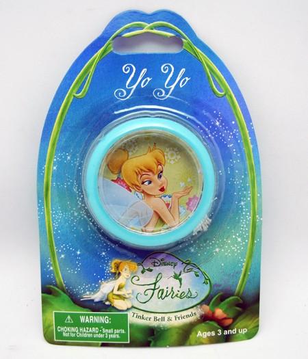 TBYO - Tinker Bell Basic Yo-Yo on Blister Card (12psc @ $1.20/pc)