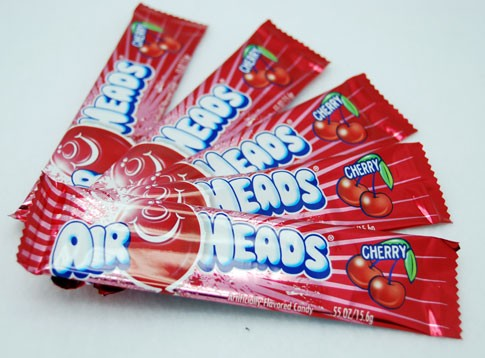 "AIRCHERRY - 8"" Airheads  Cherry Box (36pcs @ $0.25/pc)"