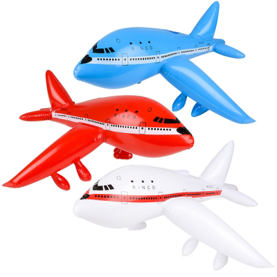 "PLANEINF - 33"" Airplane Inflatable (12pcs @ $1.75/pc)"