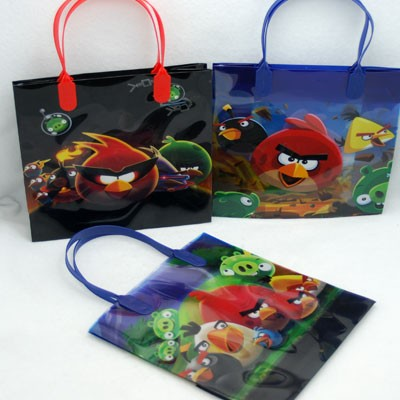 "ANGRYBLG - 11"" Angry Bag w/ Handle (12pcs @ $1.25/pc)"