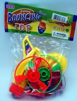 BOUNCETOP2 -  Bounce Top w/ Shooter (12pcs @ $0.90/pc)