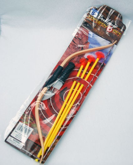CZBOWAND - Bow and Arrow Playset (12pcs @ $1.00/pc)..