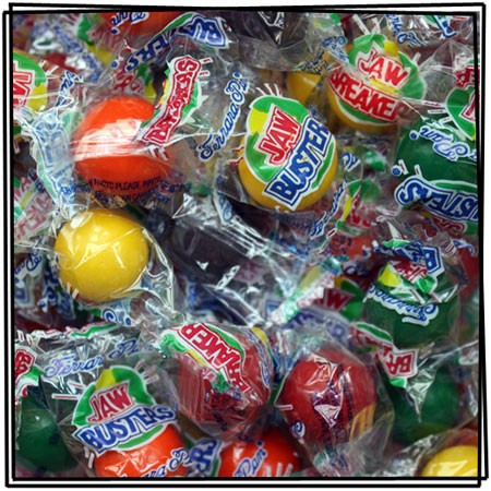 C100875 - Wrapped Jawbreakers (250pcs @ $0.05/pc)