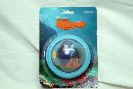 "JB135 - 4.5"" Finding Nemo Tap Night Lights (12pcs @ $1.25/pc )"