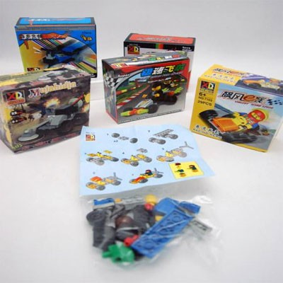 "LEGO4  -  3"" Small Brick Lego Toy (12pcs @ $0.90/pc)"