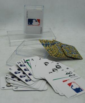 "MLB50 - MLB ASTROS Mini 2.5""  Playing Cards (24pcs @ $0.50/pc)"