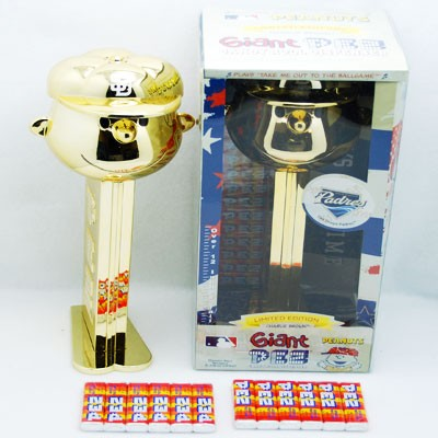"PEZBIG5 - 12"" Giant Pez Padres Charly Brown (each @ $10.00)"