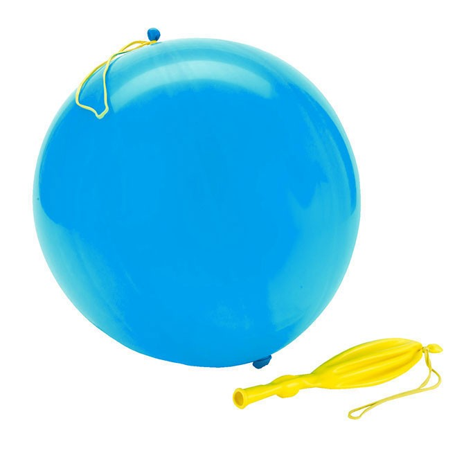 Item# A1PUNBB - Punch Balloons in Bulk (100pcs @ $0.15/pc)