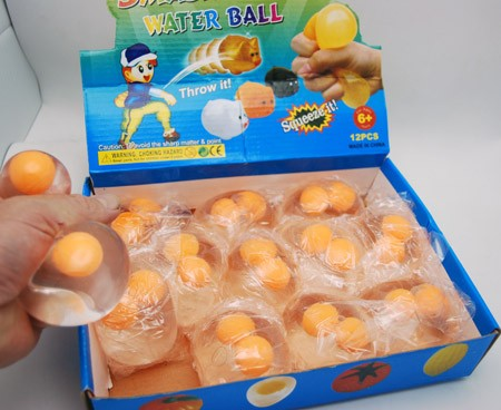 "CZSPLATE -  3"" Splat Eggs (12pcs @ $0.75/pc)"