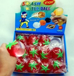 CZSPLATP... - Splat Tomatoes (12pcs @ $0.75/pc)