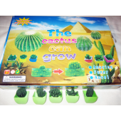 "GROWCA - 1.5"" growing Asst. Cactus Plants (48pcs @ $0.59/pc)"
