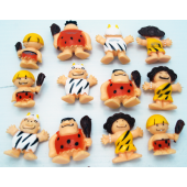 "FLINT - 1.5"" Flinstones Painted Figures (12pcs @ $0.45/pc)"