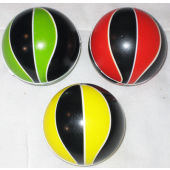 "CZBALLRET - 3"" Soft Foam Retro Balls (12pcs @ $0.75/pc)"