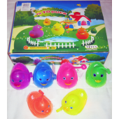 "CZDUCKSQ - 3"" Light Up Squeking Ducky Yo Yo (12pcs @ $0.85/pc).."