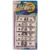 Item# CJ02824 - Money Play Set (24pks @ $1.20/pk)