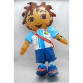 "DIEGOIN - 24""  Diego Character Inflate (12pcs @ $2.50/pc)"