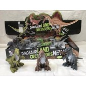 "CZDINWIND9 - 6"" Wind up Dinosaur with Light and Sound (12pcs @ $1.35/pc)"