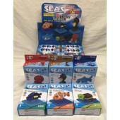 "CZLEGOSEA - 5"" Boxed Sea Animal Lego Style Blocks (12pcs @ $1.00/pc)"