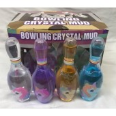 "CZUNISLI2 - 5"" Bowling Pin Slime with Unicorn Figure Inside (12pcs @ $0.98/pc)"
