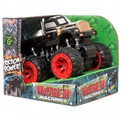 CJ100369 - TOY TRUCK BIG WHEELS 4 ASST CLR (6pcs @ $4.95/pc)