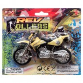 CJ120463 - Dirt Bike on Card (24pcs @ 1.35/pc)