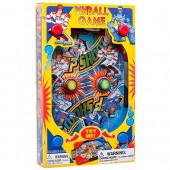 CJ166162 - Large Boxed TOY PIN BALL GAME (12pcs @  $6.95/pc)