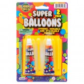 CJ193649 - Toy Super balloons (48pks @ $1.20/pc)