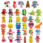 Item# A11L130 - Small 25% Licensed Plush Kit 6''-9'' (180 pcs @ $1.49/pc)