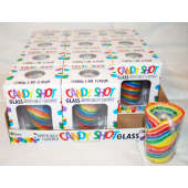 "CAND25 - 3"" Candy Shot Glass (12pcs @ $1.35/pc)"