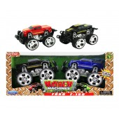 "iTEM# KK20999 - 2 PCS. 7.25"""" Ford F/F BIG WHEELS F150 TRUCK (6pcs @ $14.95/pc)"
