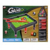 "Item# KK22241 - ""13 X ""10 POOL TABLE GAME/TABLE TOP (6pcs @ $7.50/pc)"