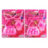 Item# KK22811 - 3 PCS BEAUTY PLAY SET (24pcs @ $1.25/pc)