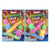 "Item# KK23866 - 6X9"""" 2 PCS. FLOATING BALL ON CARD (24pcs @  $1.05/pc)"