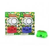 Item# KK26033 - VIEWER W/ 2 PCS. ANIMAL PICTURE CARD  (36pcs @ $1.35/pc)