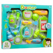 Item# CJ26377 - 12pc Doctor Playset (12pks @ $7.00/pk)